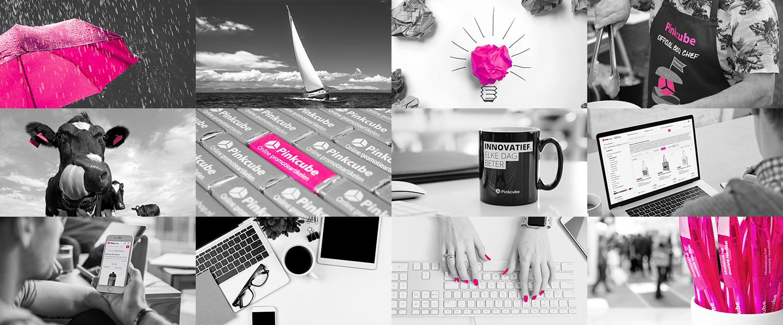Pinkcube genomineerd voor Best online performance 2019